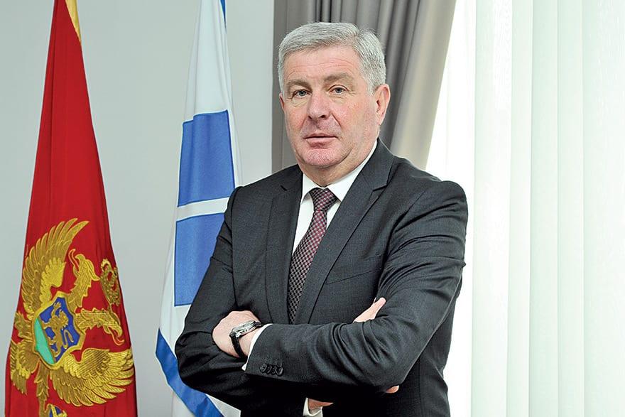 Vlastimir Golubović President of the Chamber of the Economy of Montenegro