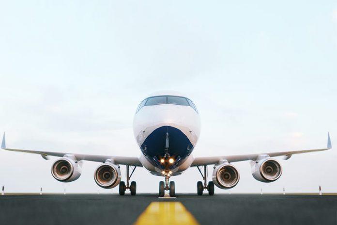 Montenegro Airlines plan avion