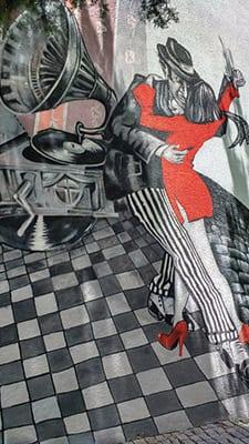 Mural Tango