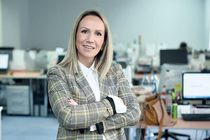 Ana Laušević Arriva Serbia