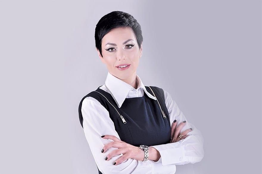 Anja Vujnović, Head of Marketing and Public Relations, JUBMES Bank