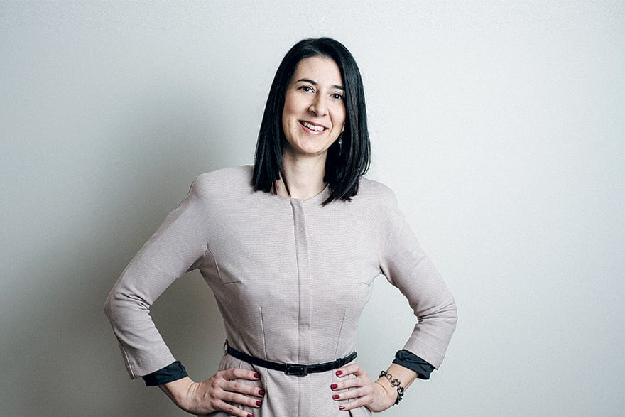 Natalija Racković, General Manager & Co-owner of V+O Communication
