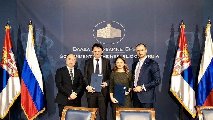 Sberbank Srbija and Telekom Srbija sign a MOC