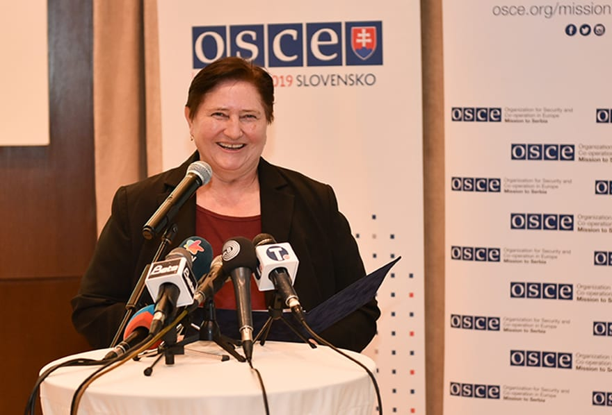Priorities of the Slovak 2019 OSCE Chairmanship Presented - CorD