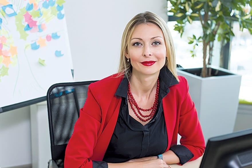 Sandra Lazarević Banca Intesa