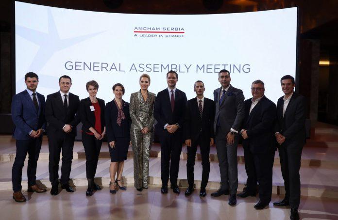 AmCham elects new Board Directors