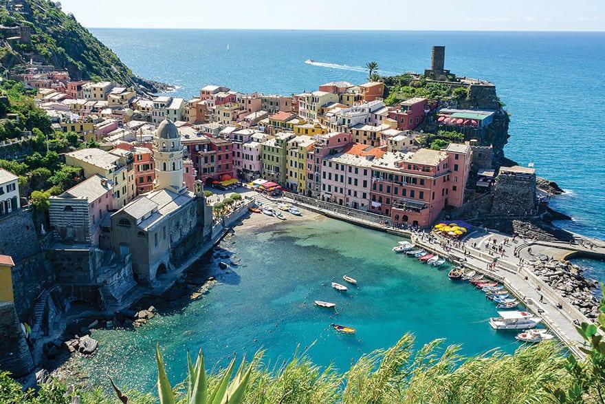 Italy As A FavouriteTourism