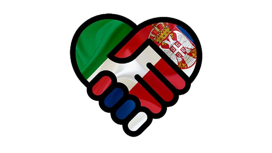 Italija Srbija
