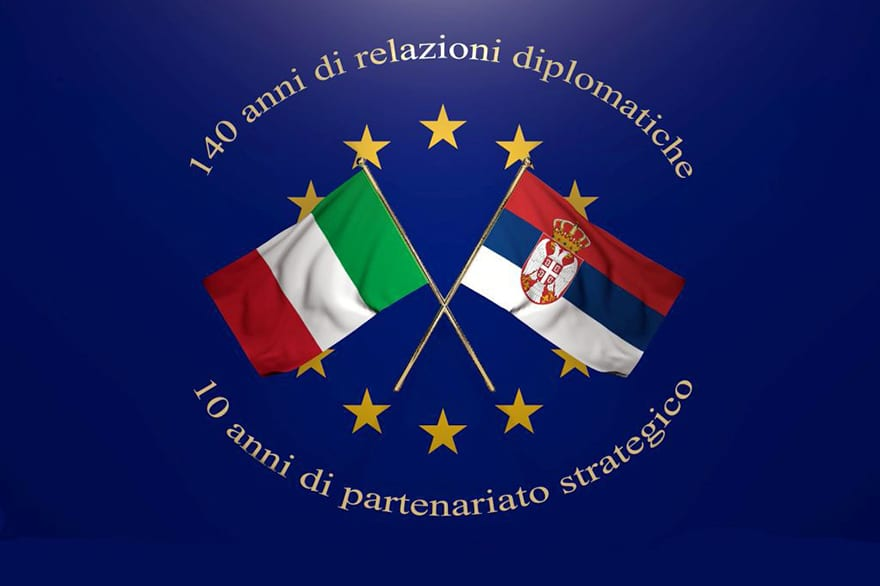 Italy in Serbia 2019 Programme