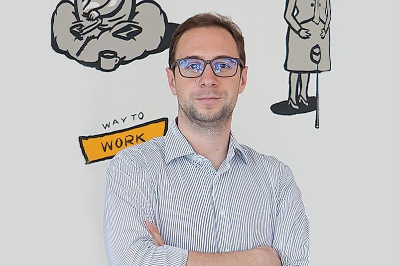 Aleksandar Vratonjić Gligorijević, Director of Telegroup Innovation, Telegroup Ltd.