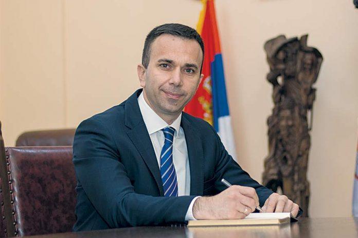 Boban Janković, Mayor of Mionica