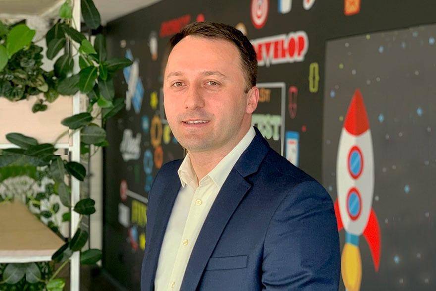 Branko Milikić, CEO, Sixsentix Serbia