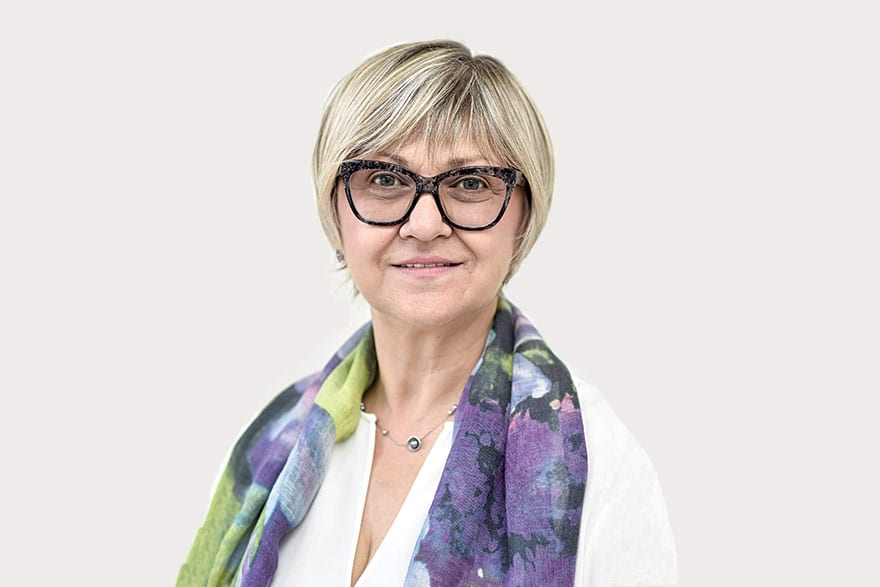 Gordana Knežević Orlić, Managing Director, Klett Publishing House