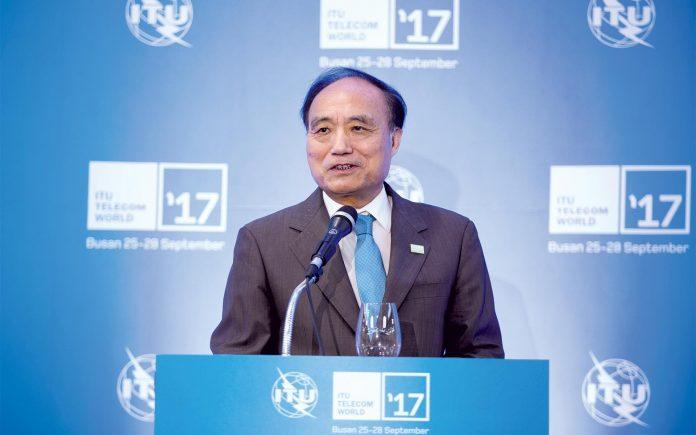 Houlin Zhao, Secretary-General of the International Telecommunication Union