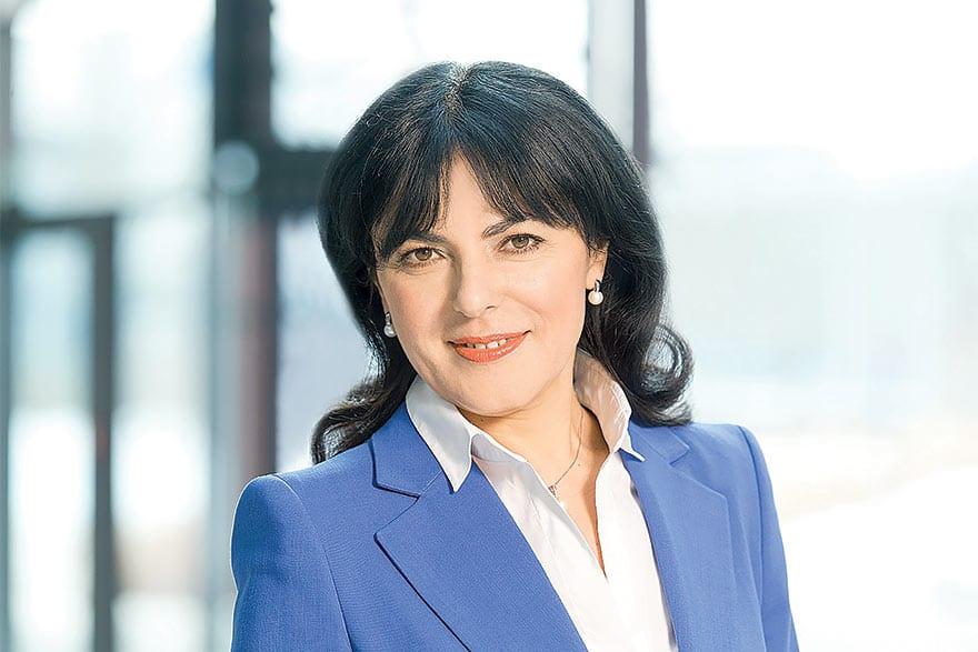 Ilijana Vavan, Kaspersky Lab Managing Director for Europe