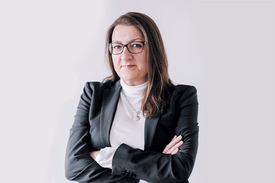 Jelena Jakovljević, Managing Director Ernst Klett Präsenzlernen Osteuropa Gmbh