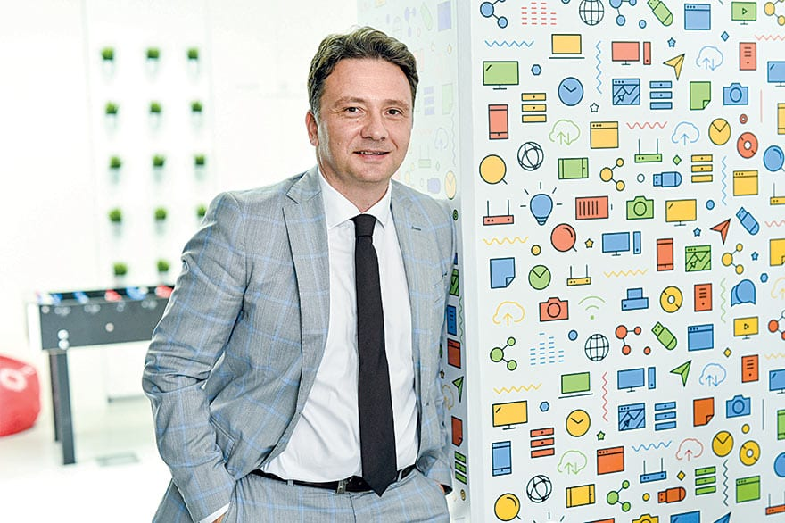 Mihailo Jovanović, Director of the Serbian Government Office for IT and eGovernment