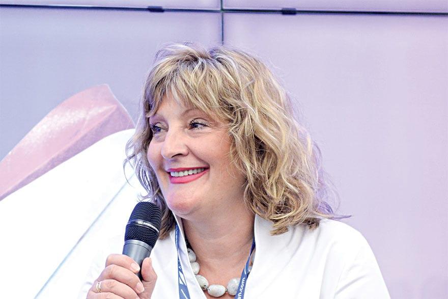 Suzana Radović, Fujitsu For Serbia, Montenegro And Bosnia-hercegovina