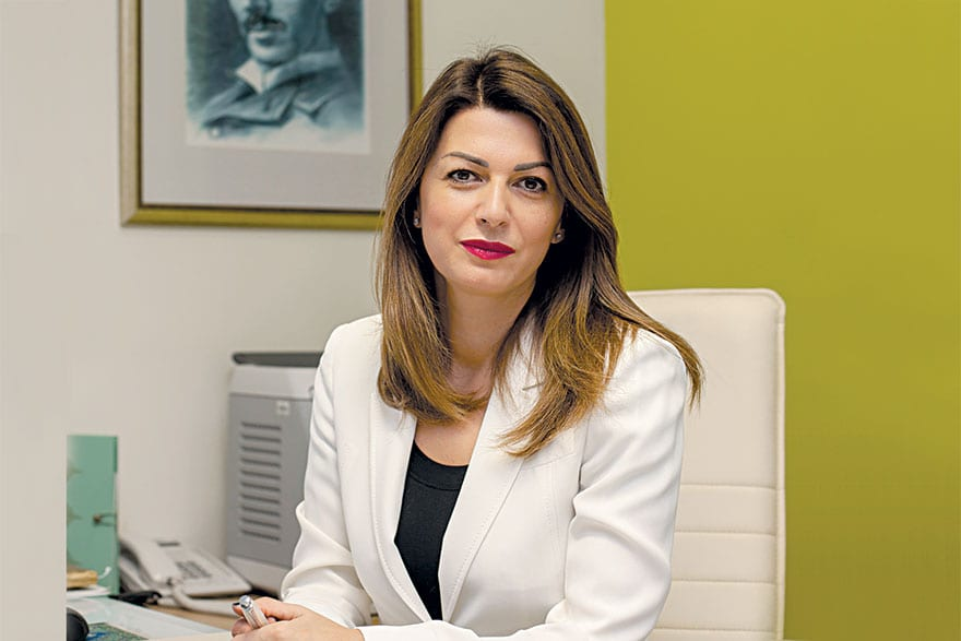 Tatjana Matić, State Secretary of the Ministry of Trade, Tourism and Telecommunications
