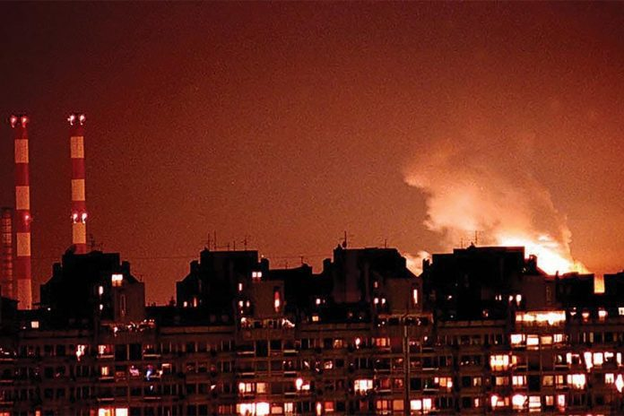 Twenty Years Since the Bombing of Serbia