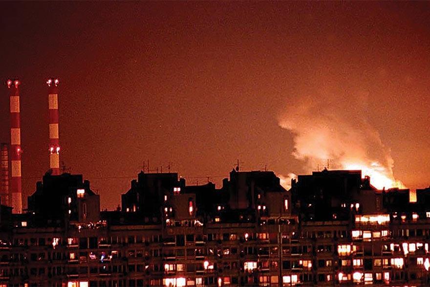 Twenty Years Since the Bombing of Serbia