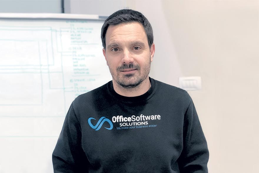 Vladimir Atanacković, Senior Software Developer, Office Software Solutions