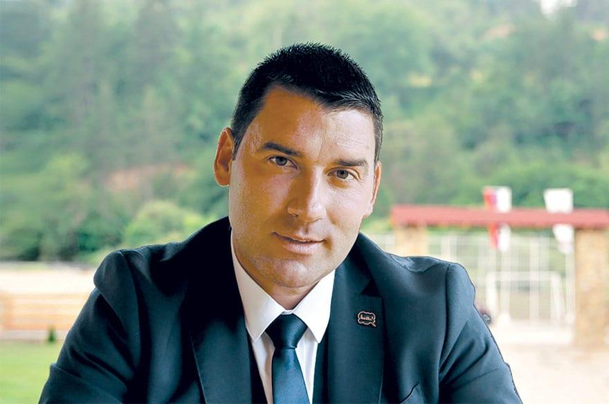 Vojkan Krstić, Chief of the Serbian Rescue Centre