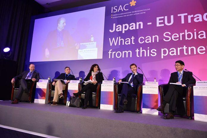 Japan-EU Trade Relations Conference