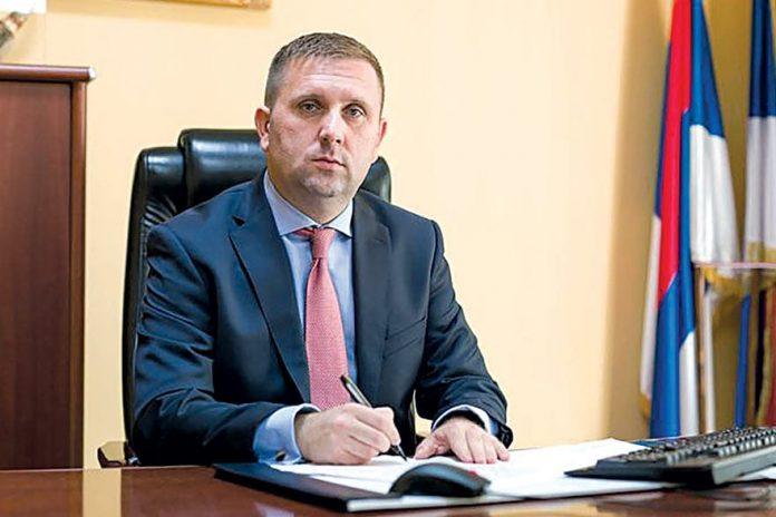 Čedomir Božić, President of the Municipality of Žabalj