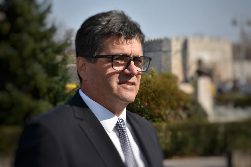 Darko Bulatović, Mayor of the City of Niš