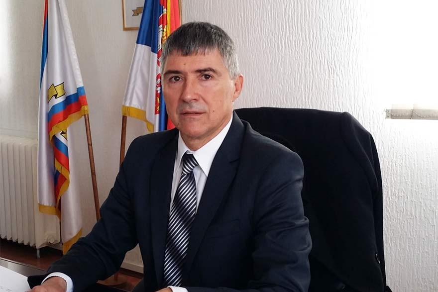 Dr Nebojša Marjanović, President of the Municipality of Boljevac