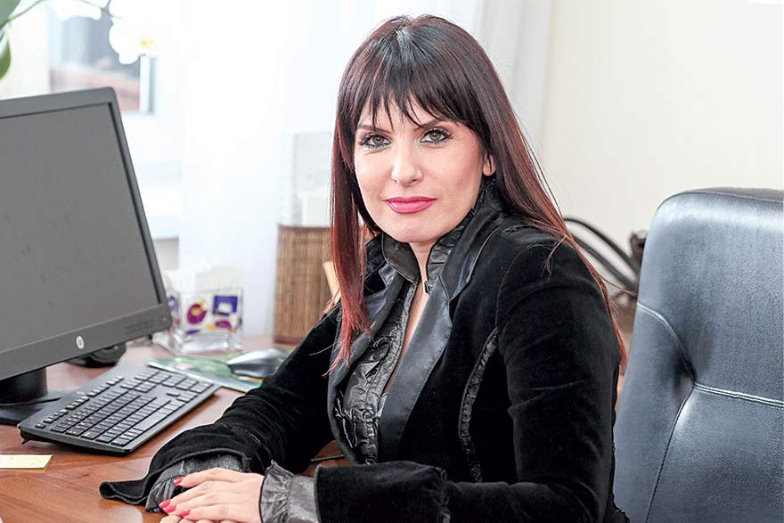 Jovanka Atanacković, Assistant Minister of Construction, Transport and Infrastructure for Construction