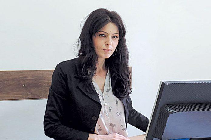 Marija Cvetković, President of the Municipality of Gadžin Han