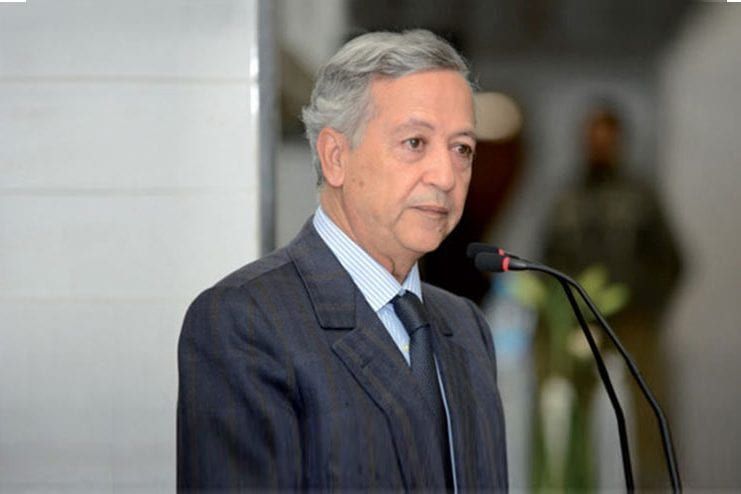Mohammed Sajid, Moroccan Minister of Tourism, Air Transport, Handicrafts and Social Economy