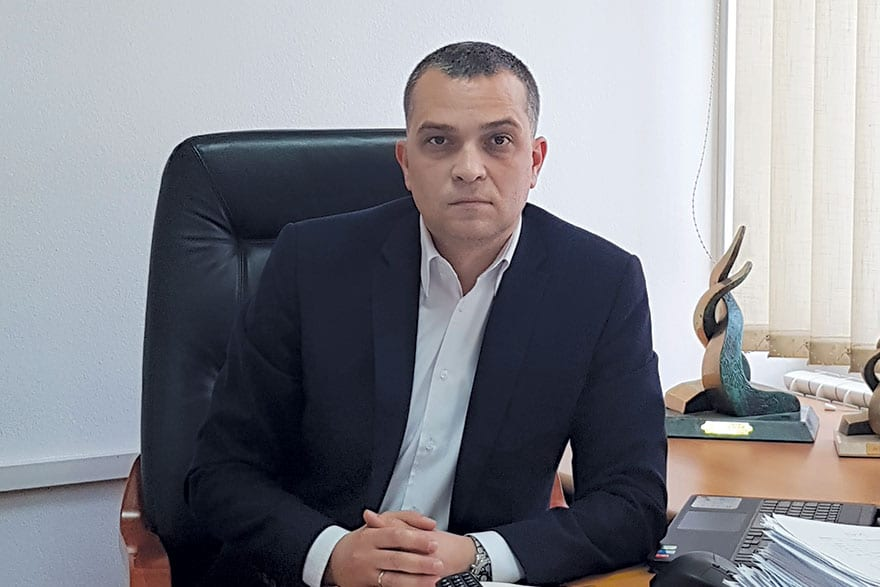 Nenad Tomić, Director Of The Highway Institute