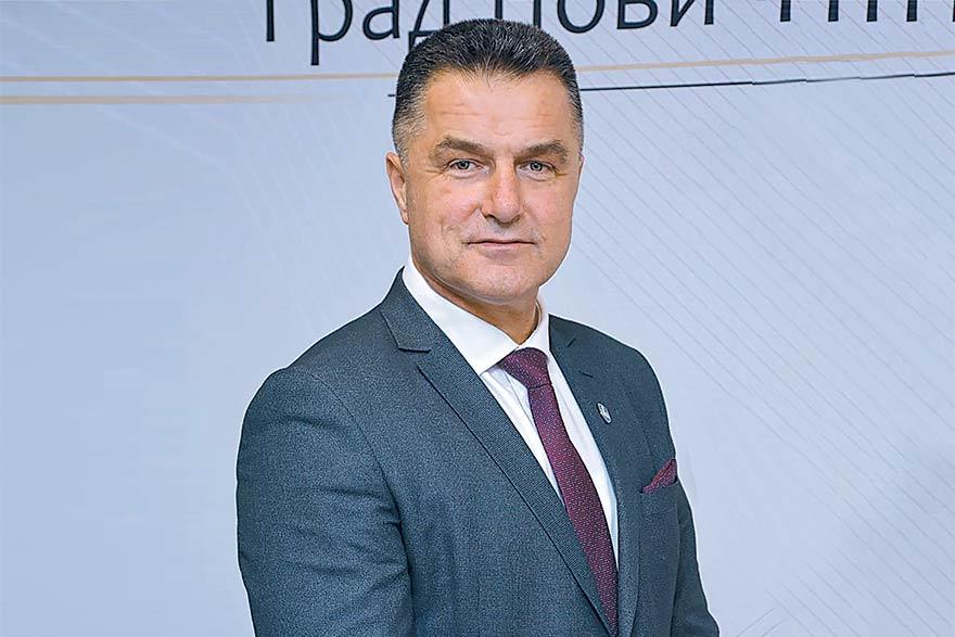 Nihat Biševac, Mayor of the City of Novi Pazar
