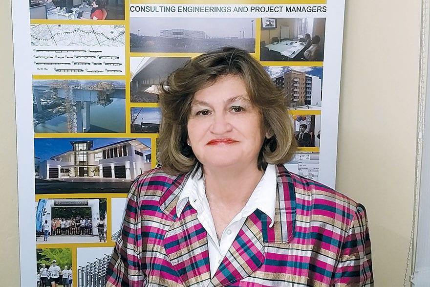 Olga Đurić Perić, Director of Asmec Consultants D.O.O. (Ltd.)