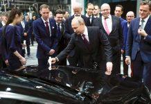 Putin opens Mercedes-Benz plant in Russia