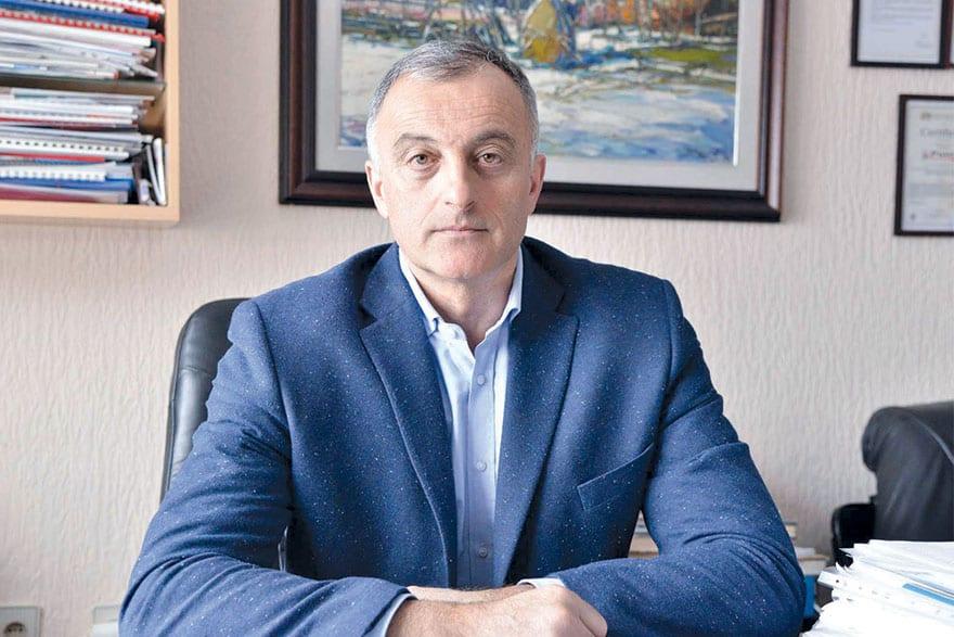 Stojan Rangelov, Director, Putevi Ivanjica