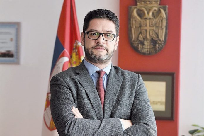 Vuk Perović, Director of the Port Governance Agency