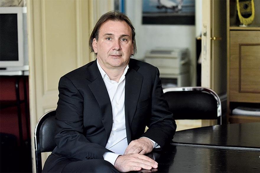 Aleksandar Cvetić, CEO of BCM Trade D.O.O. (Ltd.)