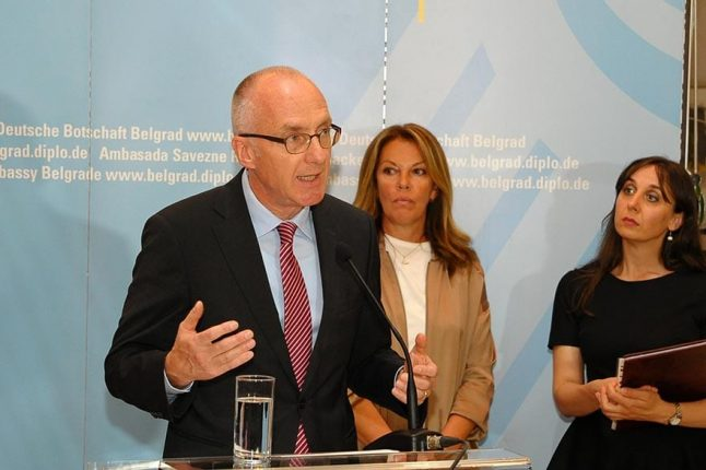 Ambassador Schieb