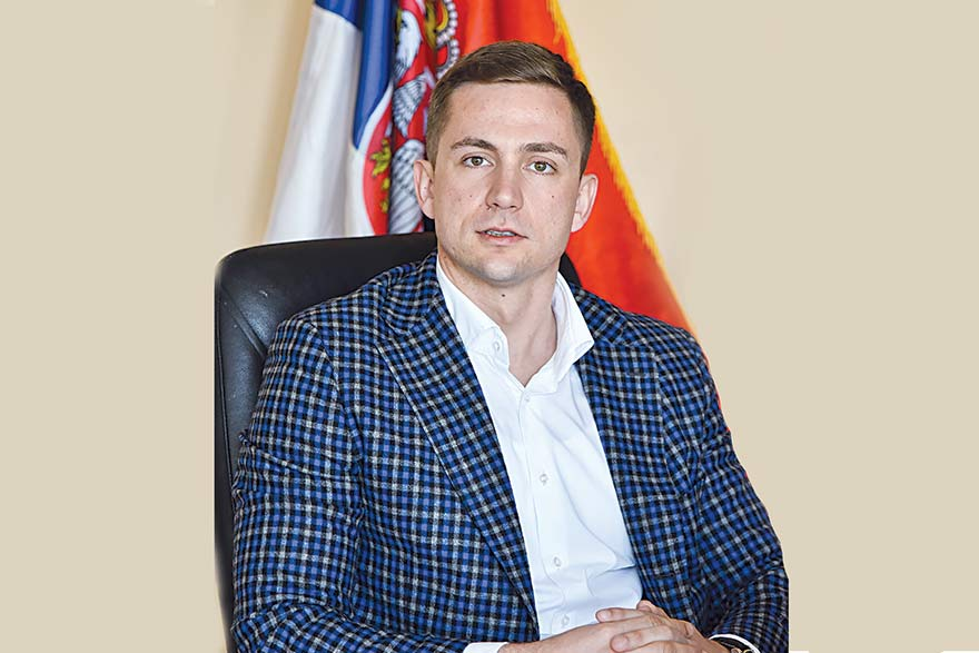 Filip Radović Director of the Environmental Protection Agency
