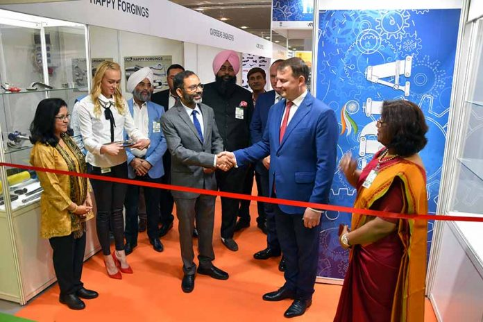 India at the 86th International Agricultural Fair 2019, Novi Sad