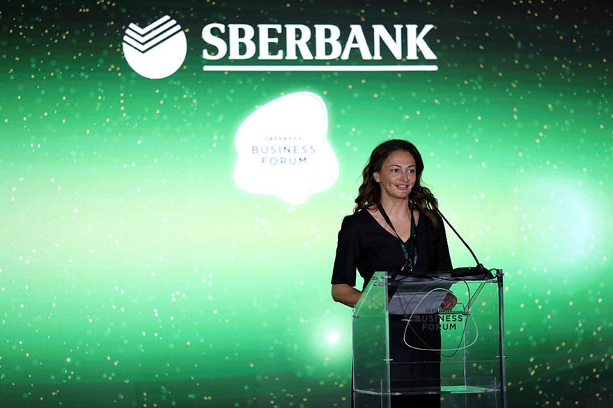 Marijana Vasilescu Sberbank
