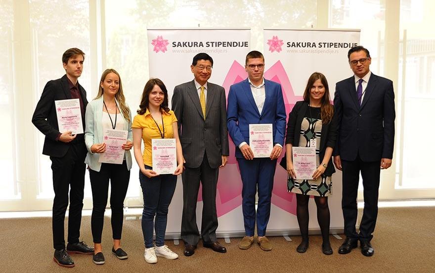Sakura scholarships