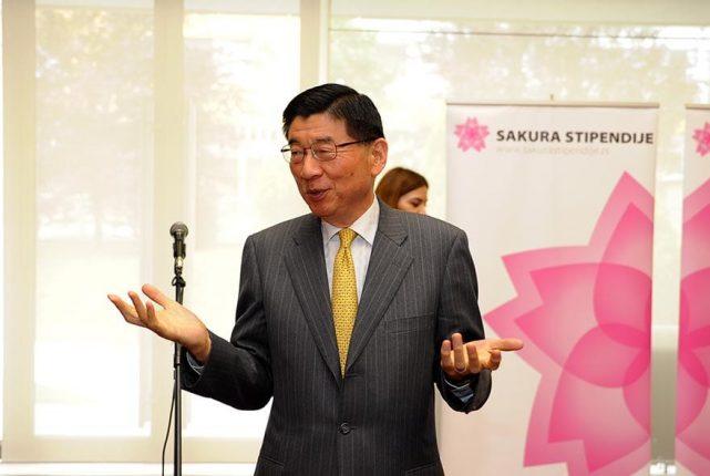 Ambassador Junichi Maruyama