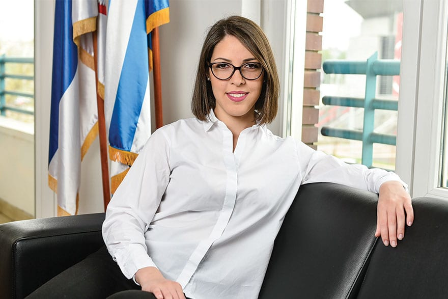 Selena Đorđević, Executive Officer of the Hellenic Business Association of Serbia