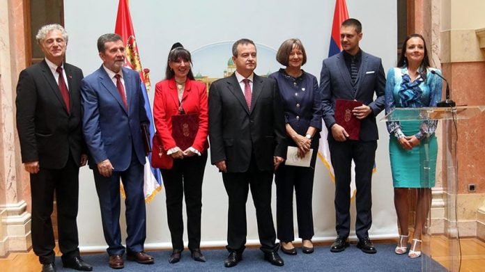 Ivica Dacic Serbian Diplomacy Day