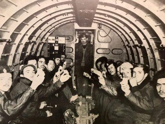 Halyard Mission in 1944